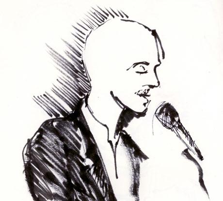 Johan Mjønes: Terminalhastighet.