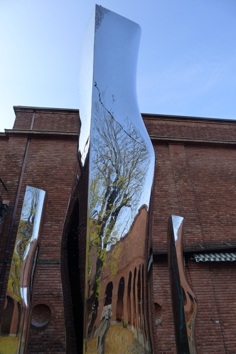 Obelisk-i-Vigelandmuseet
